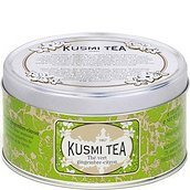 Ginger-Lemon green tea tin 125 g