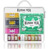 Kusmi Voyage Travel Set Tea service brewing set boxed 4 pcs