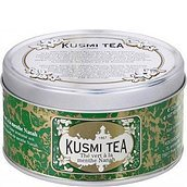 Spearmint green tea with spearmint tin 125 g