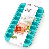 Ice mould with tray