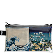 LOQI Art Lover Bag 2 pcs.