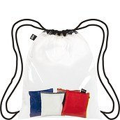 Loqi Bagpack Transparent