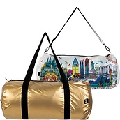 LOQI Weekender Kristjana S Williams Interiors Double-sided bag