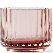 Lyngby Glass candle holder