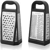 Elite series Five Blade Four Sided Box grater