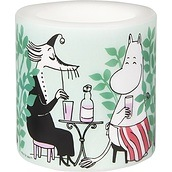 Moomins Day In The Garden Candle