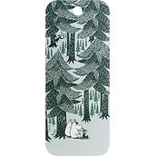 Moomins In the Depth of the Forest Cutting board 18 x 44 cm