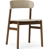 Herit chair dark oak