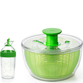 Good Grips Salad centrifuge in a shaker set