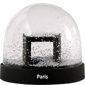 City Icons Snowball decoration