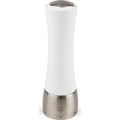 Madras Salt and pepper mills white