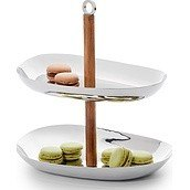 Udon Three-tier serving dish