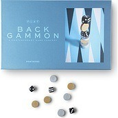 Printworks Play Backgammon
