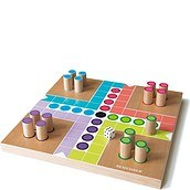 Pachisi Board game