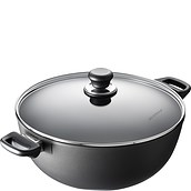 Classic Cooking pot low with lid