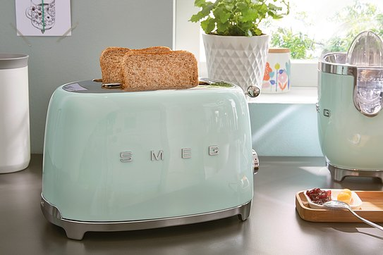 50's Style Two-slice toaster