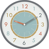 Tell The Time Wall clock 25 cm