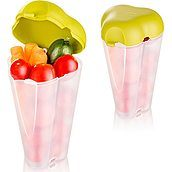 Fruit & Veggie Box Snack bins