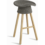Coiled Bar stool