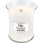 Core WoodWick Island Coconut Candle
