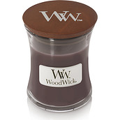 Core WoodWick Suede & Sandalwood Candle