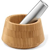 Apeso Gourmet mortar and pestle