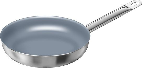 TWIN Choice Ceraforce Ultra Frying pan 24 cm steel with coating